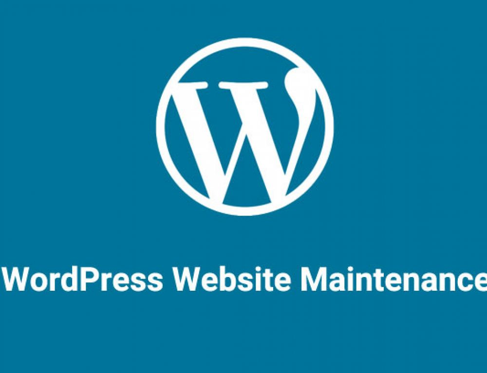 A Brief Guide To WordPress Website Maintenance Plan