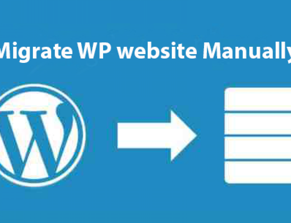 How to Migrate WP Website Manually Step by Step